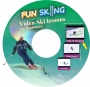 Ski Instruction DVD-Part 1 for Beginners-DVD